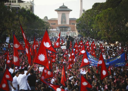Civil War in Nepal